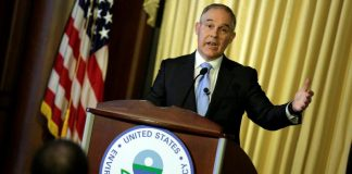 EPA scientific integrity office reviewing Pruitt's comments on carbon