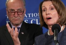 Chuck Schumer, Nancy Pelosi: Trump Agreed To Help Dreamers – Without Wall
