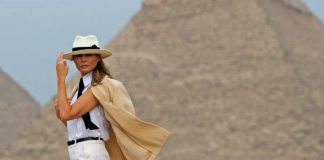 """Melania Trump Talks About Being """"the Most Bullied Person"""" , Report"""