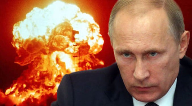 Putin in nuclear attack: Lives in a World Without Rules