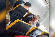 Ryanair racist passenger referred to police (Reports)