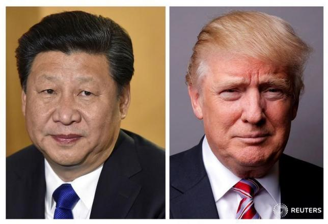 China downplays tensions with U.S. as Xi prepares to meet Trump