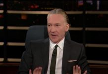 """You Lost To Donald Trump"" Bill Maher tells Hillary Clinton To Go away"