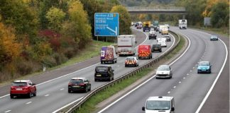 M26 shut for secret lorry park plans post Brexit