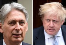 "Philip Hammond on Boris Johnson chances of being PM ""Report"""