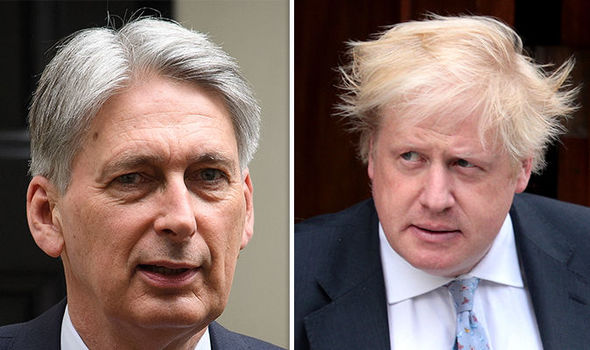 Philip Hammond on Boris Johnson chances of being PM