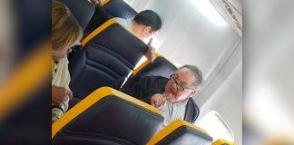 Ryanair racist passenger referred to police (Reports)