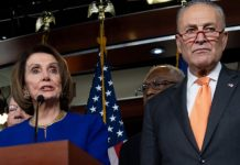 Pelosi, Schumer Joint Statement on Interim Emergency Coronavirus Relief