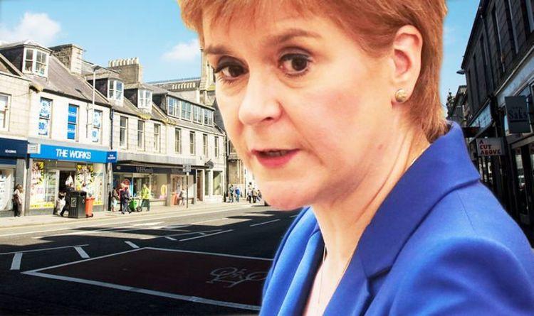 scotland lockdown - photo #49