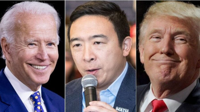 Andrew Yang Has A Debate Warning For Trump ― And A Bold Prediction For Biden