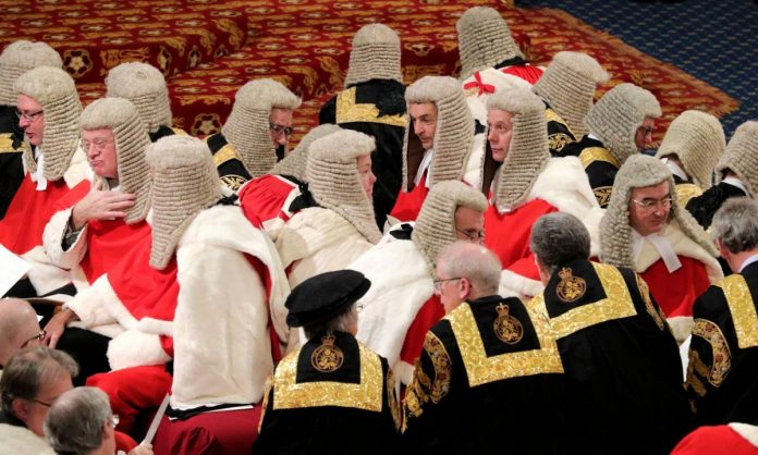 Boris Johnson's list of Lords is a disgrace