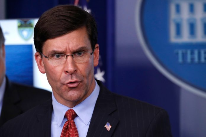 Defense Secretary says Beirut explosion appears to have been 'an accident'