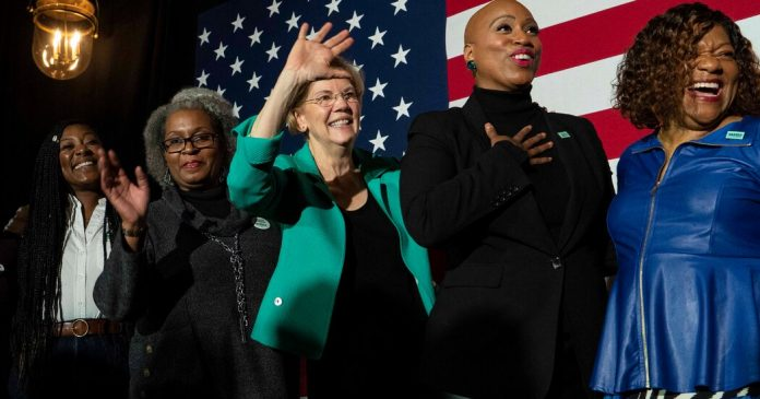 Elizabeth Warren's Journey on Race Is a Preview of Her Party's