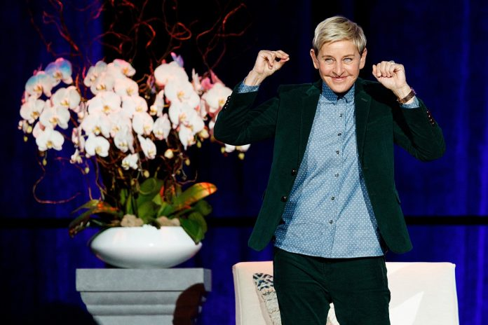 Ellen DeGeneres is not quitting her show, executive producers say