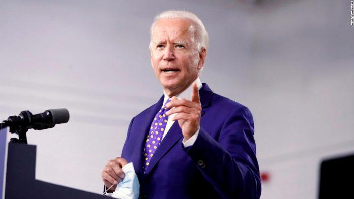 What Joe Biden says he's looking for in his VP pick