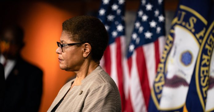 From Outsider to Insider: Karen Bass's Unexpected Journey to Power
