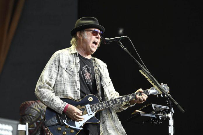 Neil Young Files Copyright Infringement Lawsuit Against Donald Trump's Campaign