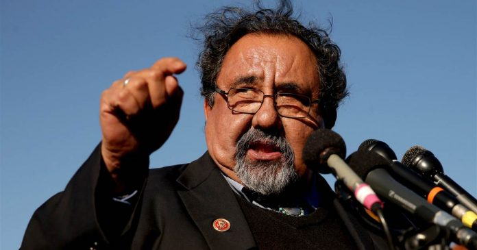 Rep. Raúl Grijalva of Arizona tests positive for coronavirus