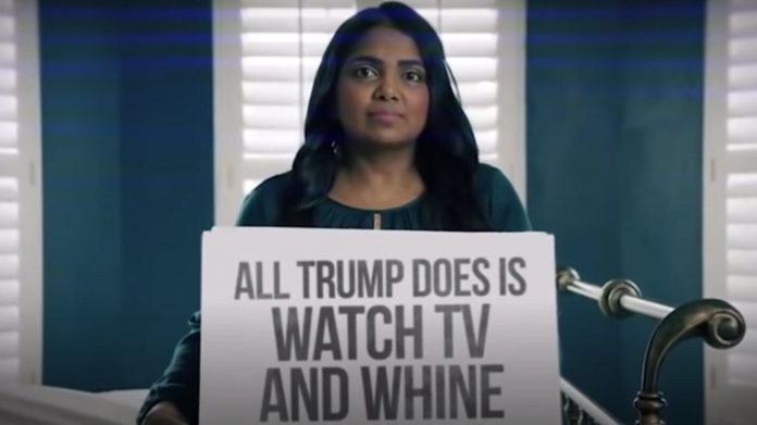 Republican Group Gives Trump's New Attack Ad A Scathing Makeover