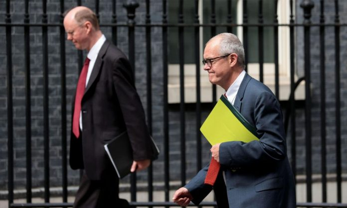 Secrecy has harmed UK government's response to Covid-19 crisis, says top scientist