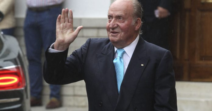 Spain's former king Juan Carlos leaving country amid corruption scandal