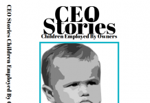 CEO Stories Is Now Available for Purchase on Amazon
