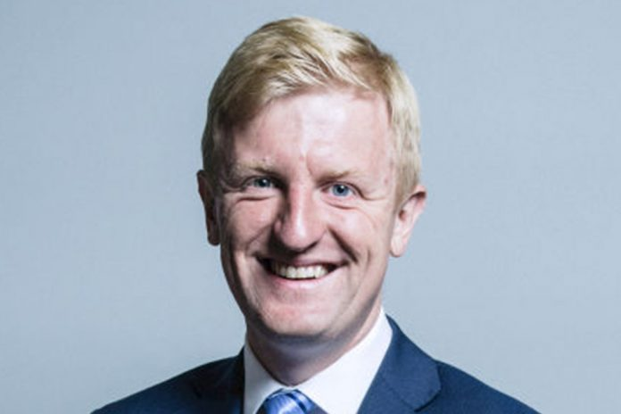 The Rt Hon Oliver Dowden CBE MP
