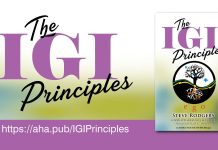 """Do Well in Life and Business by Doing Good with Steve Rodgers' """"The IGI Principles"""""""