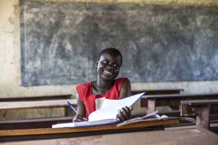 Girls education globally (Photo credit: FCDO)