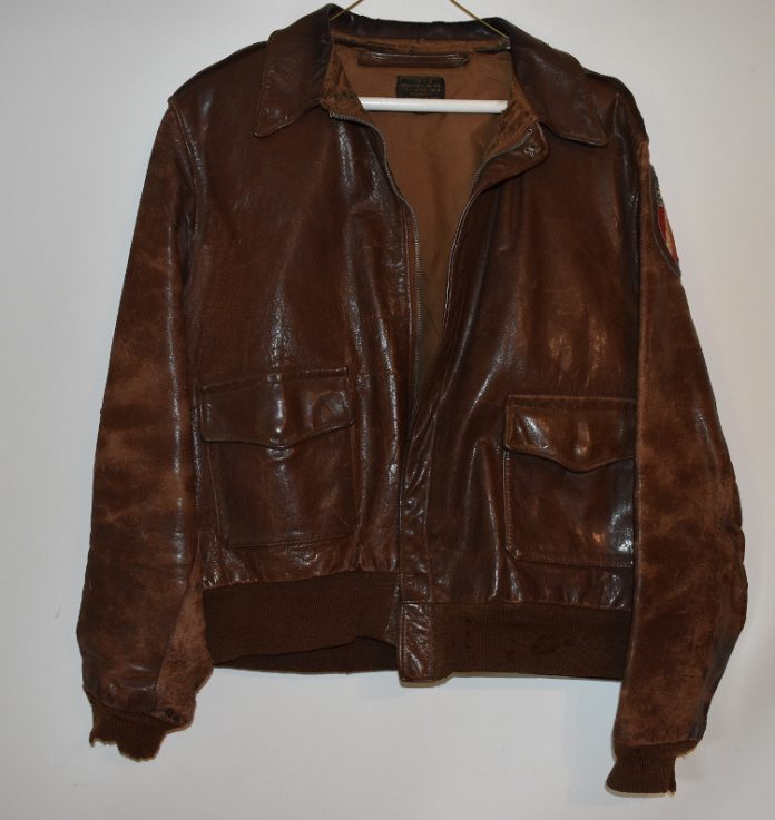 Leo Tolstoy's Grandson's World War II Flight Jacket will be Auctioned by EstateOfMind on October 3rd, Live and Online
