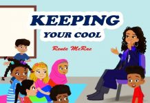 "New Children's Book ""Keeping Your Cool"" by Renée McRae Helps Students Manage Their Emotions and Behavior"
