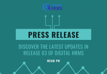 New Updates Announced with Digital HRMS Release 63