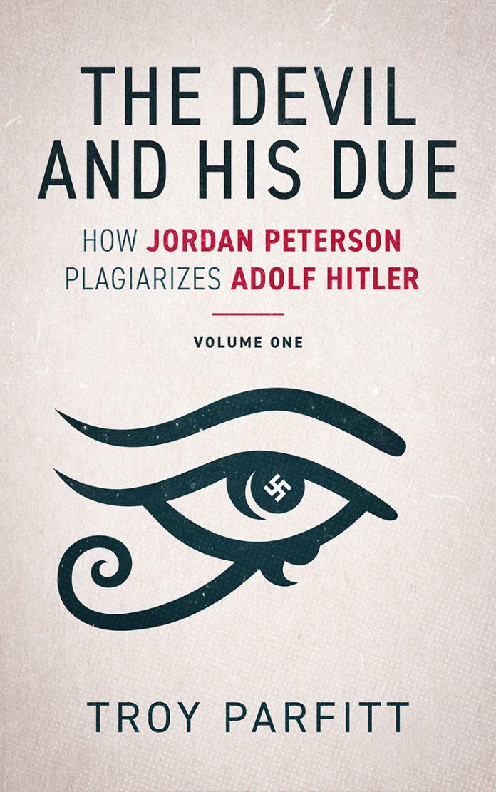 New book claims Jordan Peterson plagiarizes Adolf Hitler