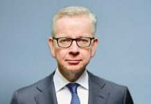 The Rt Hon Michael Gove MP