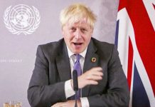 Prime Minister Boris Johnson (UN Photo)