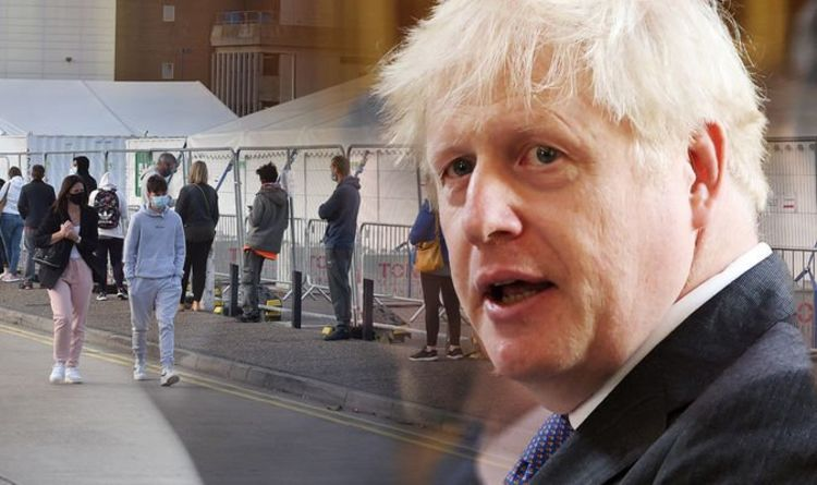 Second UK coronavirus lockdown 'already underway' with 10 ...