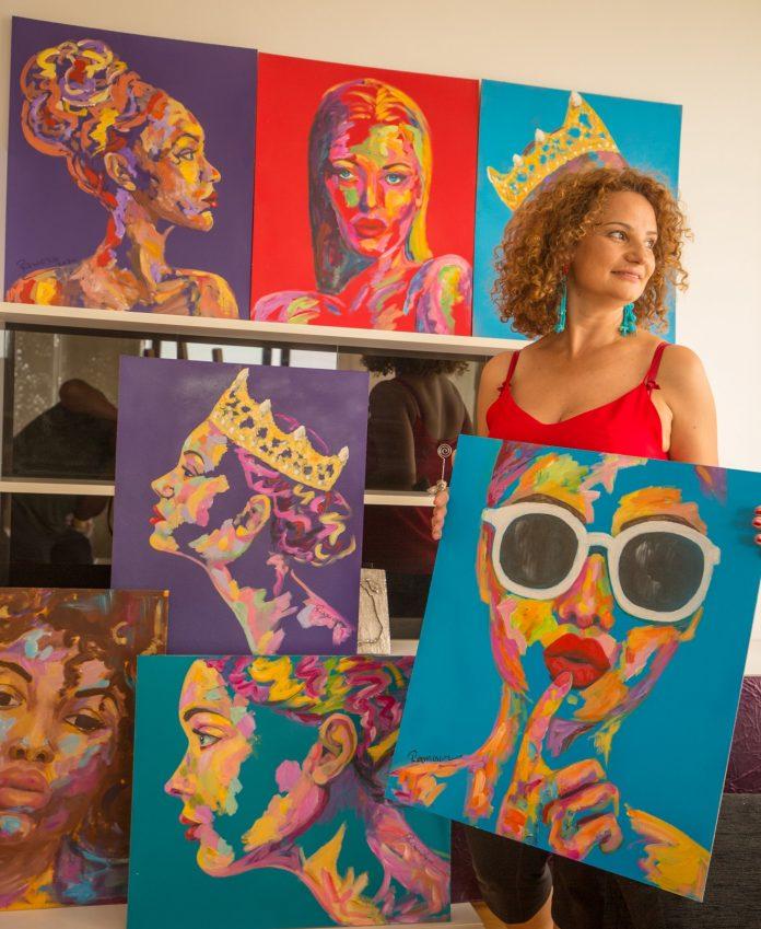 Empowering Women Through Art #UrbanQueens