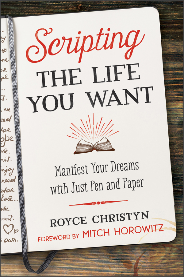 Scripting The Life You Want – new book and TV series