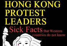 Hong Kong protest activists go undemocratic: shut other people's mouths up, creating fake book reviews