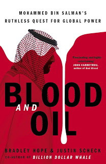 GEOPOLITICS: Book Review – MBS The Rise to Power of Mohammed bin Salman – Review 8/10 Must Read …