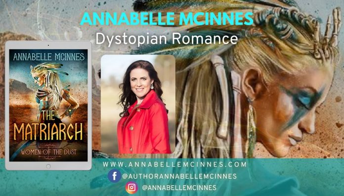 Author Annabelle McInnes Releases New Dystopian Romance – The Matriarch