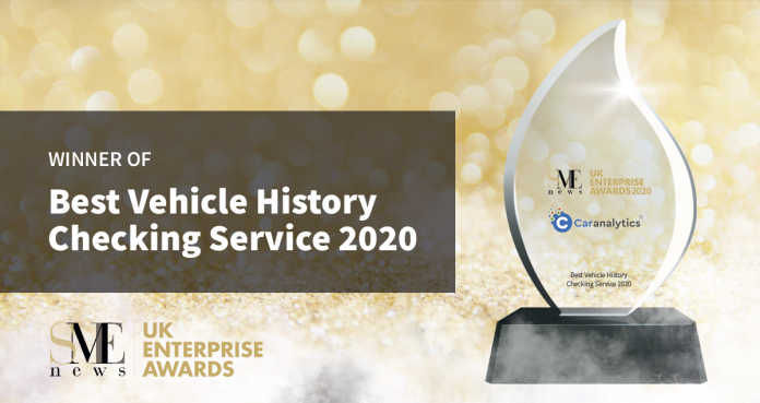 Car Analytics Ltd: The Best UK Vehicle History Checking Company 2020