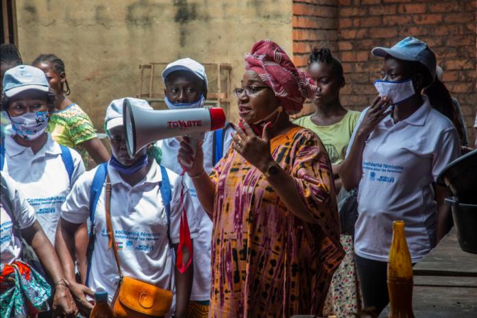 Community engagement in CAR (UN Peacekeeping)