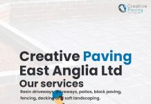 Creative Paving Completed 20 Years in Driveway Work