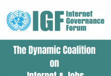 OpenGrowth.org nominated as one of the stakeholders in the Dynamic Coalition on 'Internet & Jobs' , under the United Nations' Internet Governance Forum (IGF)