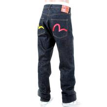 Premium Designer Apparel from Evisu Available at Niro Fashion