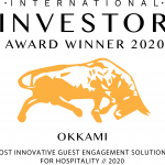 OKKAMI Wins Most Innovative Guest Engagement Solutions for Hospitality 2