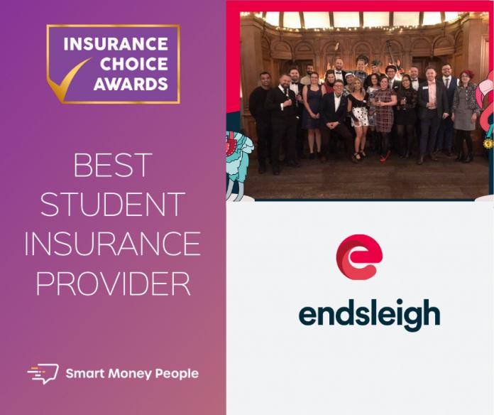 Public back Cheltenham-based insurer to win prestigious award for fourth year in a row