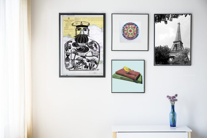 Artist Turns Passion Into New Business