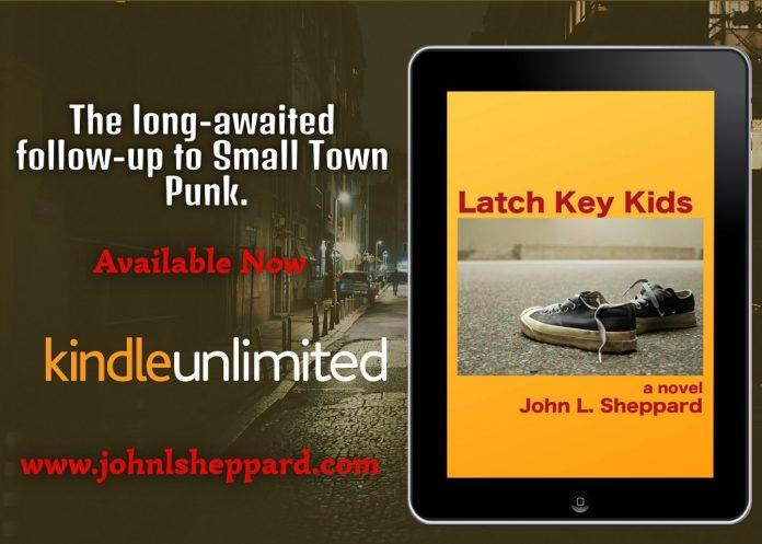 Author John L. Sheppard Releases New Novel – Latch Key Kids